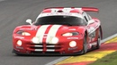 Chrysler Dodge Viper GTS R Sound Accelerations Fly Bys on Track