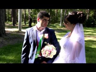 Езидская Свадьба. Зорик и Гулия свадебный клип