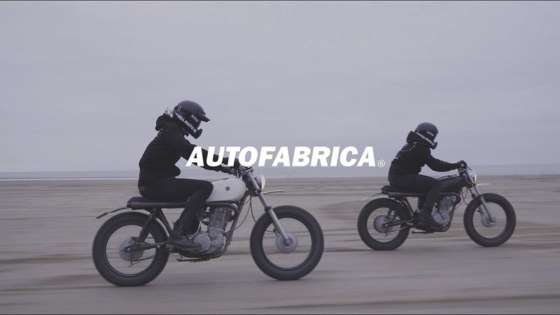 Fine Tune The evolution of Auto Fabrica's Yamaha SR500