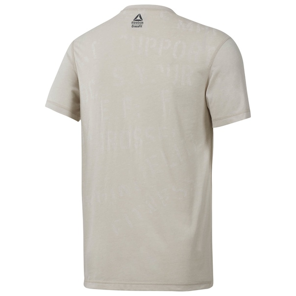 Спортивная футболка Reebok CF Burnout SS - Graphic
