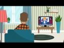«Разговор с телевизором» – проморолик Пробной переписи населения 2018 года