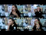 Jackson Wang - 'Fendiman' MV REACTION more like THE man