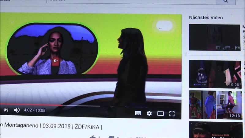 Schrumpfkopf TV Liebe Eltern verbietet sofort Euren Jungen (Kindern) den Konsum von KIKA