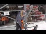 Электрический снегоуборщик Прораб EST 1811