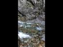 Водопад на реке Шумка