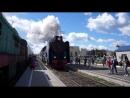 150 лет Северной железной дороге в Костроме.