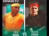 ?? Nadal R  - Zverev A ?? | Rome 2018 Final Highlights
