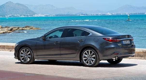 Названы российские цены на обновленную Mazda6.