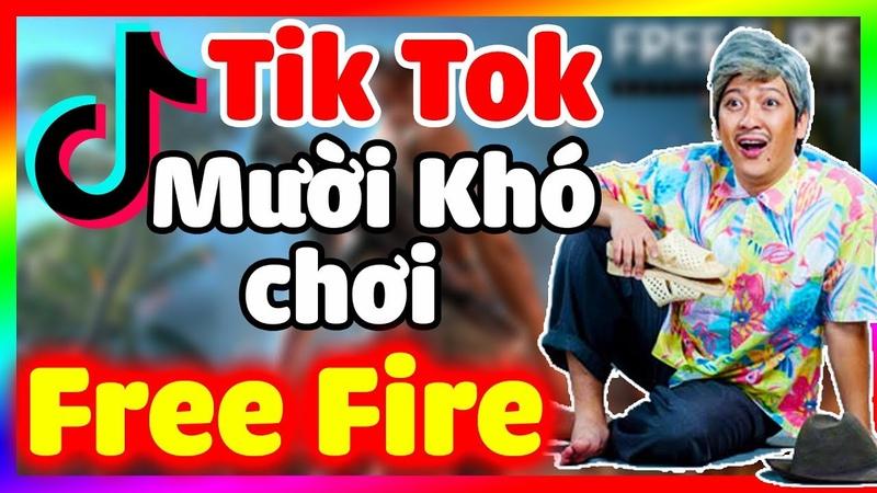 ✔ Tổng Hợp Tik Tok Hài Đỉnh Kout Garena Free Fire Phần 7 | GTA5MODAZ