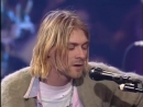 Nirvana - The Man Who Sold The World MTV Unplugged
