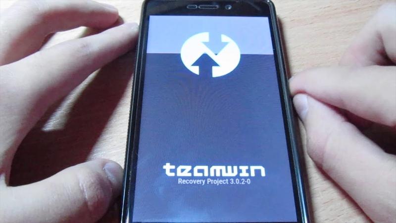 Установка прошивки через TWRP - универсальная инструкция (на примере Xiaomi)