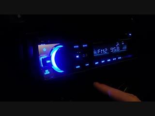 JSD - 520 Bluetooth Car Audio Stereo MP3 Player Radio