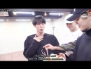 [Rus Sub] [Рус Саб][BANGTAN BOMB] Jin's Surprise Birthday Party - BTS (방탄소년단)