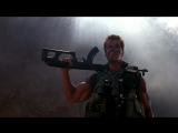 Коммандос   Commando (1985) Подготовка к Бою