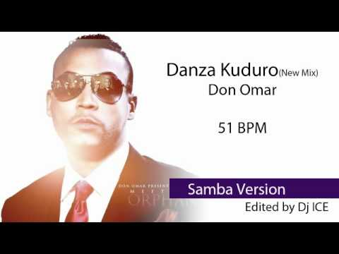 Samba - Danza Kuduro (New Mix) (51 BPM)