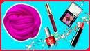 Лизуны из косметики от Стаси Роу / Проверка рецептов лизунов