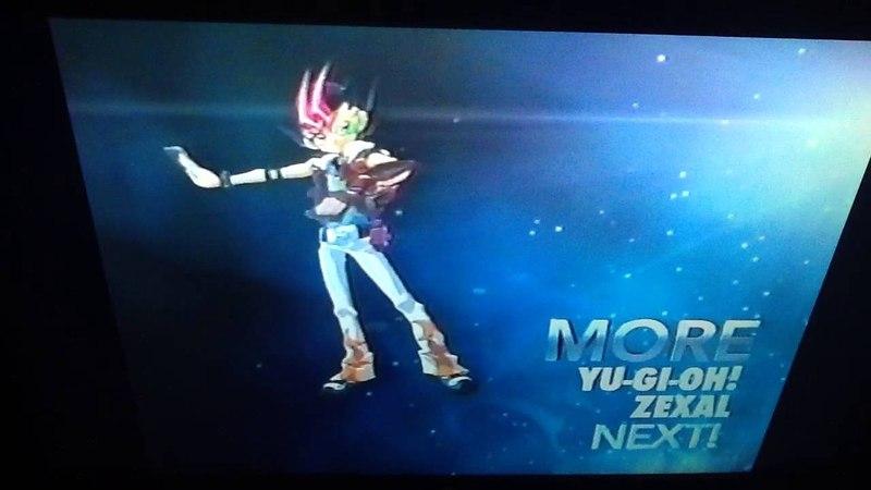 More Yu Gi Oh Zexal Next Bumper Nicktoons 2013