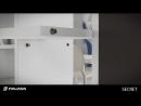 SECRET Shelf Support - Italiana Ferramenta - YouTube (720p)