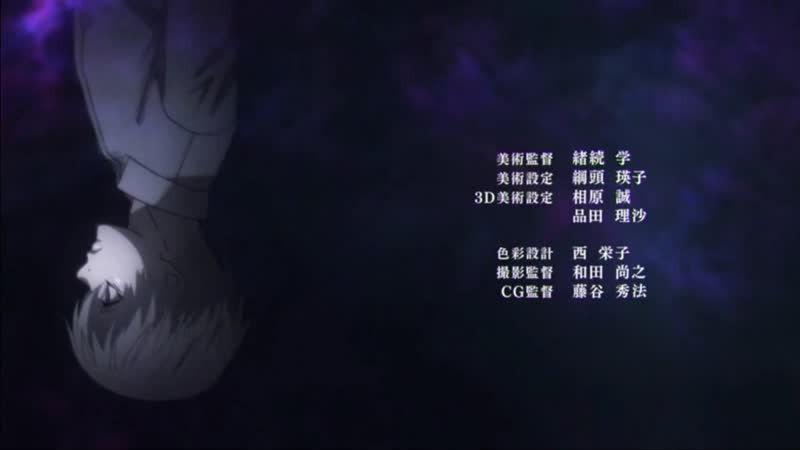 Tokyo Ghoul:re Part 2 – Opening Theme