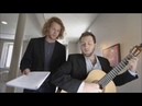 Abschied von der Harfe Schubert Philippe Sly and Adam Cicchillitti