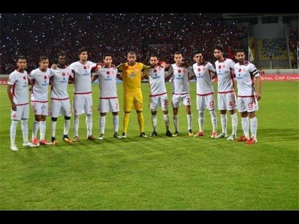 دوري الأبطال الوداد المغربي يقتنص نقطة ثم