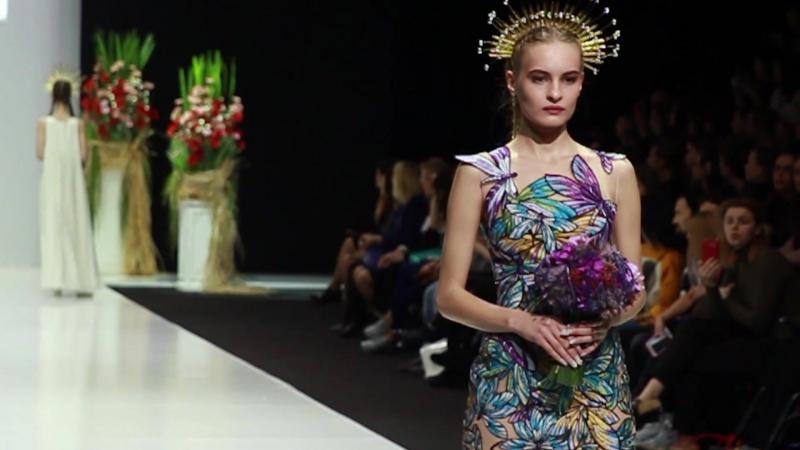 Fashion house Svetlana Evstigneeva MoscowFashionWeek mfw