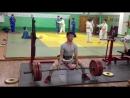 Канафин Нургиз тяга 150 кг 3 по 3