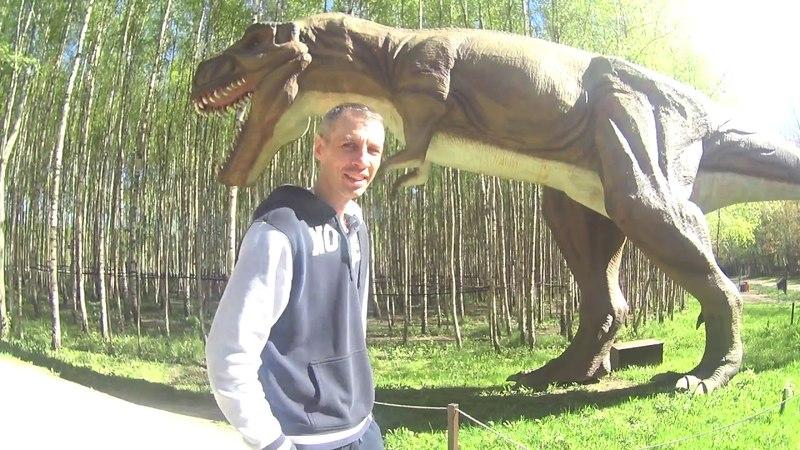 Прогулка с динозаврами/Walking with Dinosaurs/Pasivaksciojimas dinoparke