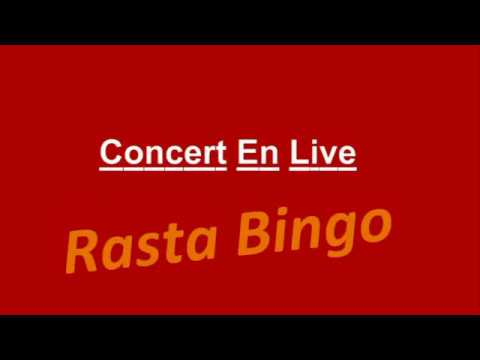 Rasta Bingo En Concert En Live Le 3 Nov By Guidho Diama Production
