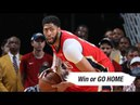 Portland Trail Blazers vs New Orleans Pelicans - Full Game Highlights Game 4 April 21, 2018