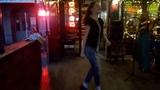 Siberian Irish Dance Academy with Street Fiddlers in O' Neill's irish pub
