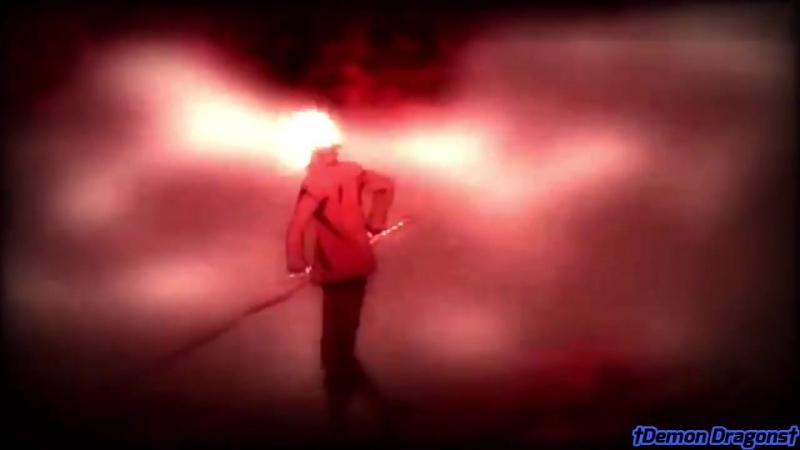 – ангел хранитель, толпа за ним (аниме клип)