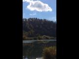Осень вдоль реки