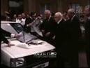 Presentazione FIAT Uno al presidente Pertini girato Avvocato Agnelli mut ita amb 1983
