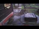 Дождь. Тот самый ураганчик, о котором трезвонило МЧС. 21.04.18