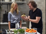 Gwyneth Paltrow and Chef Magnus Nilsson The Taco goop