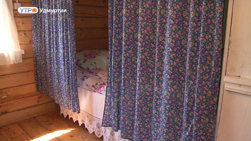 В удмуртской деревне Карамас-Пельга планируют открыть новый турмаршрут и построить этнокафе