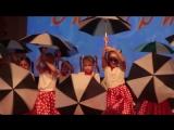 Танец Прогулка под дождем