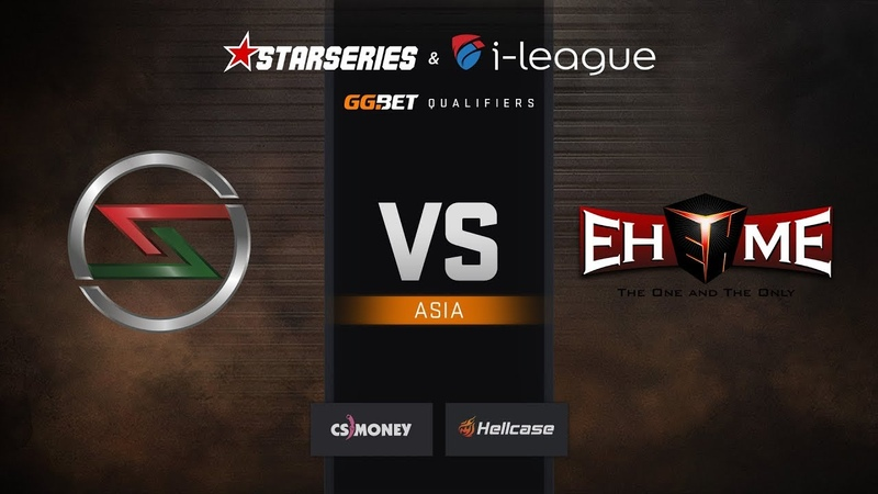 SZ Absolute vs EHOME, map 1 mirage, StarSeries i-League Season 6 Asia Qualifier