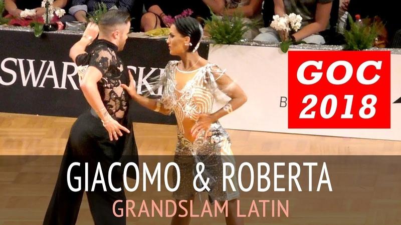 Giacomo Lazzarini Roberta Benedetti | Jive | GOC2018 GrandSlam LATIN - 3Round