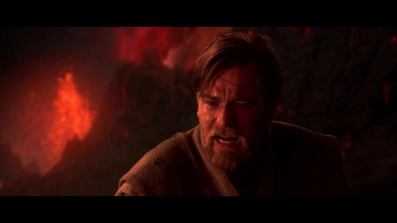 Оби-Ван против Энакина