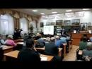 В Мичуринской центральной библиотеке вечер поэта Геннадия Шеховцова