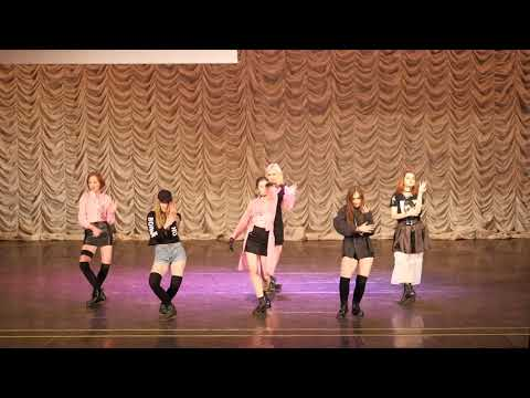 (G)I-DLE - LATATA cover dance by Katharsis (Тогучи 2018)