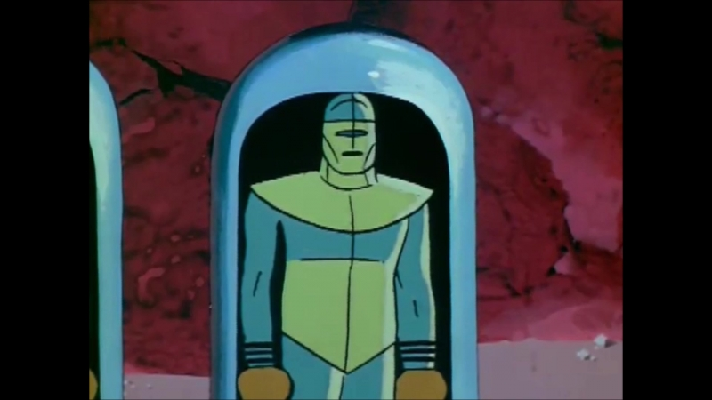 The Herculoids - S01E10 - The Zorbots - Invasion of the Electrode Men (1967)