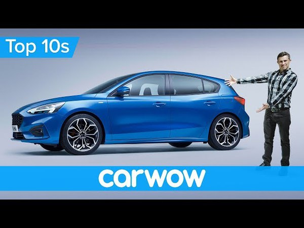 New Ford Focus 2019 revealed – finally better than a VW Golf | Top 10s