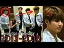 When jungkook is jealous and angry | evolution of jealousy [2013-2018] JIKOOK (KOOKMIN)