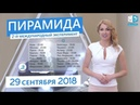 Второй эксперимент ПИРАМИДА по телепатической передаче информации. АЛЛАТРА ТВ. 29 сентября 2018