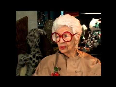 Debra Season 1, Episode 07 Iris Apfel