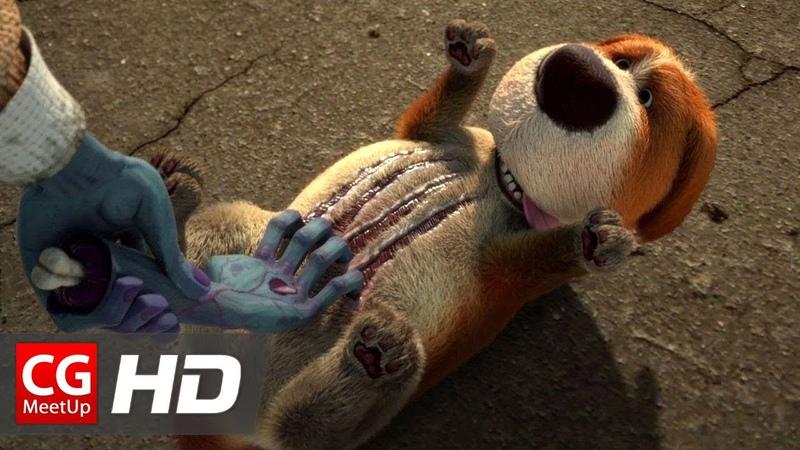 CGI Animated Short Film HD Dead Friends by Changsik Lee   CGMeetup