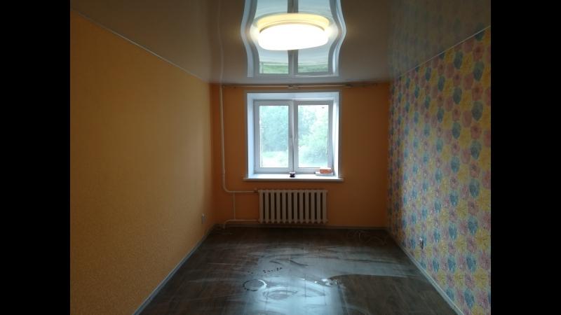 Ремонт квартир в Вологде Ул Карла Маркса 1 комнатная 35 м2 Выполнен комплексный ремонт 1 комнатной квартиры под ключ с от